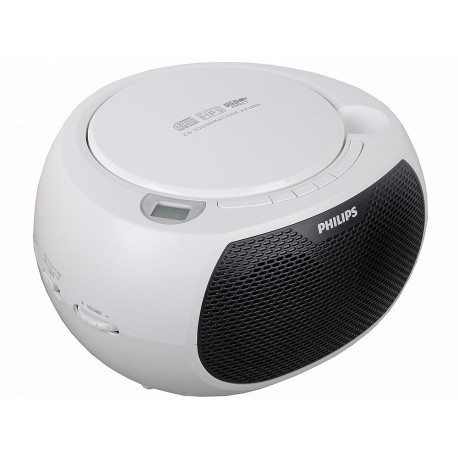 CD raadio USB MP3 LINK AZ380W/12 Philipc