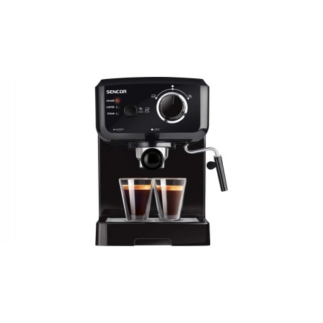 Espressomasin SES1710BK Sencor
