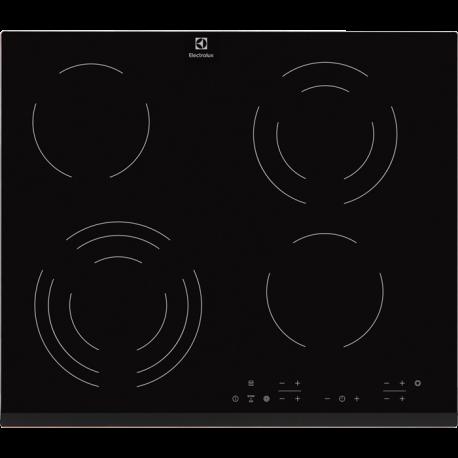 klaaskeraamiline plaat Electrolux EHF6343FOK